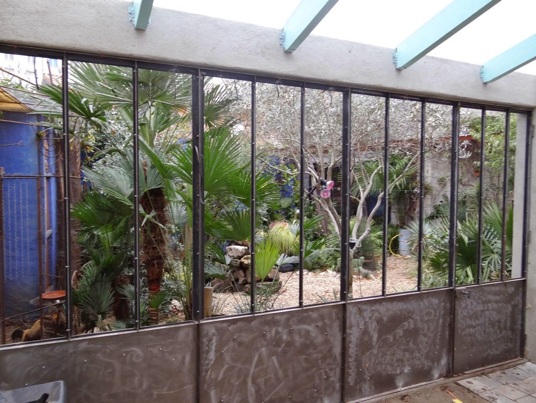 jardin de b signoles construction de la serre ca ressemble une serre. Black Bedroom Furniture Sets. Home Design Ideas
