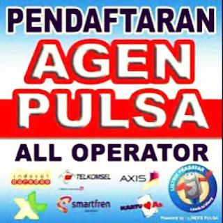 Cara daftar agen pulsa murah indonesia