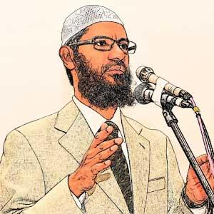 Biografi & Profil Dr. Zakir Abdul Karim Naik Lengkap