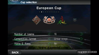 Download Pes 2011 Mobile Android Offline Apk + Obb