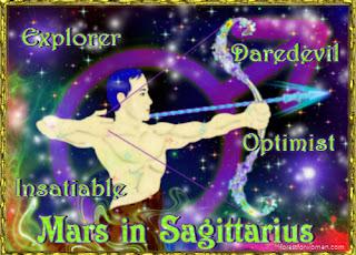 Sagittarius-Mars