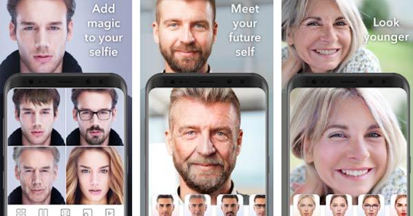 Hukum mengubah foto menggunakan faceapp
