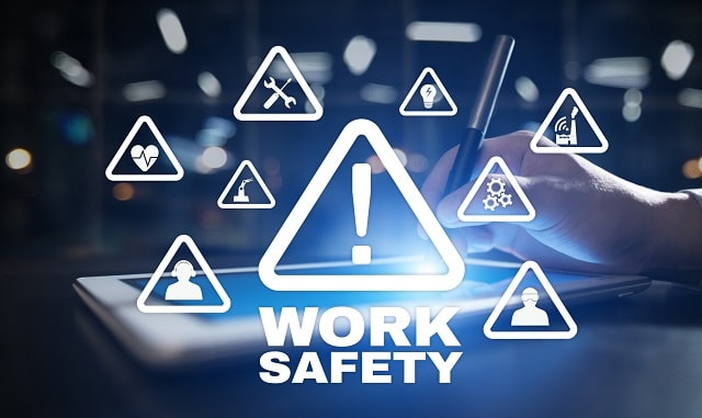 work safety tips keep employees safe workplace secure workspace