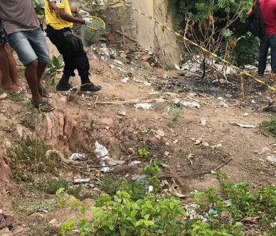 Em Delmiro Gouveia, corpo de recém-nascido é encontrado por populares