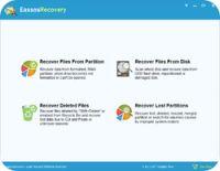 تحميل Eassos Recovery 4.2.1 مجانا لاستعادة البيانات المفقودة مع كود التفعيل