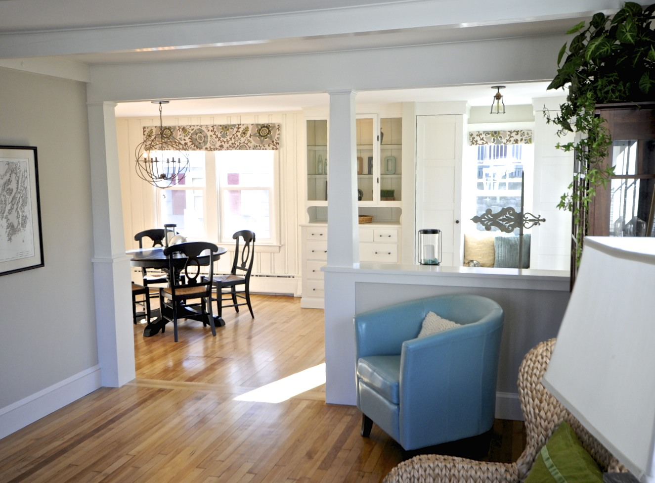 Kitchen Dining Room Knock Through Islands