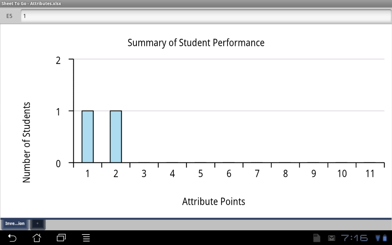 Excel For Educators Excel Apps For Android Documents To Go