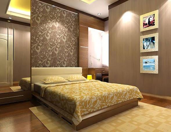 Interior Eksterior Rumah Minimalis Ide Desain Kamar Tidur Minimalis Modern