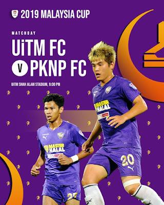 Live Streaming Uitm vs Pknp Piala Malaysia (8.8.2019)
