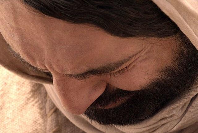 Jesus chora no Inferno
