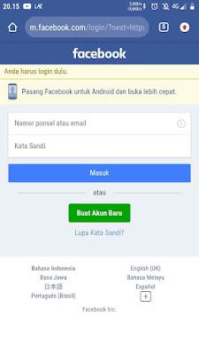 Cara mengatasi lupa kata sandi akun Facebook tanpa nomor HP dan email pemulihan