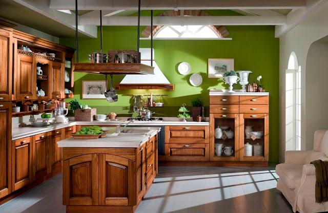 thiết kế nhà bếp - mẫu số 1