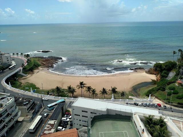 Polícia investiga mais um crime na Praia da Paciência
