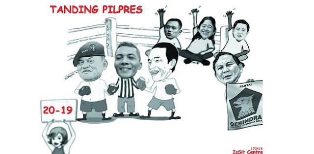 Pengamat: PKS Bisa Minta Prabowo Jadi King Maker