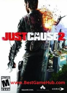 Just Cause 2 With Free Market Long Grappling Mod Free Download