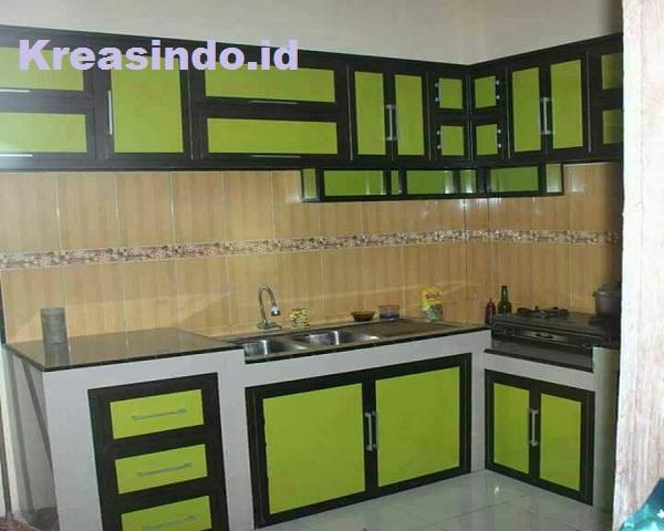 Desain Kitchen Set ACP Modern dan Terbaru