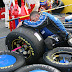 Rookie Stripe: You Won't See These Wheels on the Highway -- 13 Things to Know About NASCAR Tires