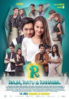Film R - Raja, Ratu & Rahasia 2018