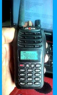 Berikut Cara Mudah Setting Radio HT Jacom UV-29M