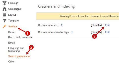 Robot.txt Blog Me Kaise Add Karte Hai