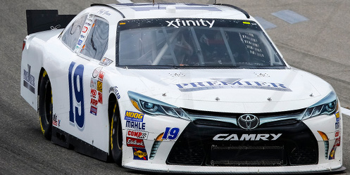 LASTCAR info: XFINITY: For The Third Time, Jeff Green Scores