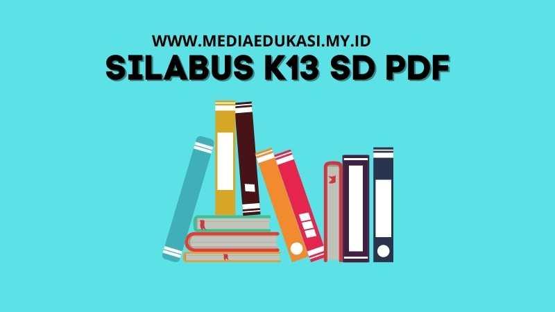 Silabus K13 SD PDF