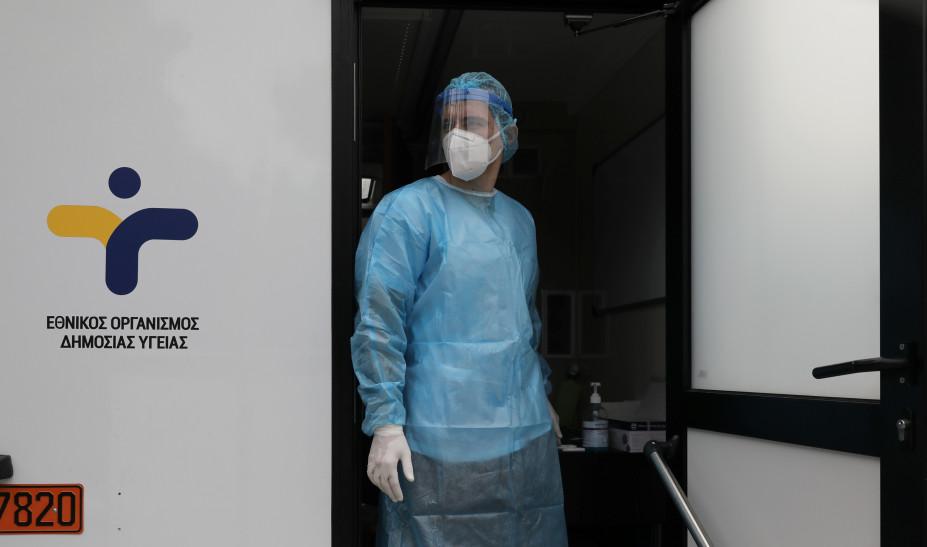 2.570 νέα κρούσματα κορονοϊού - Μόλις 1 στην Ξάνθη