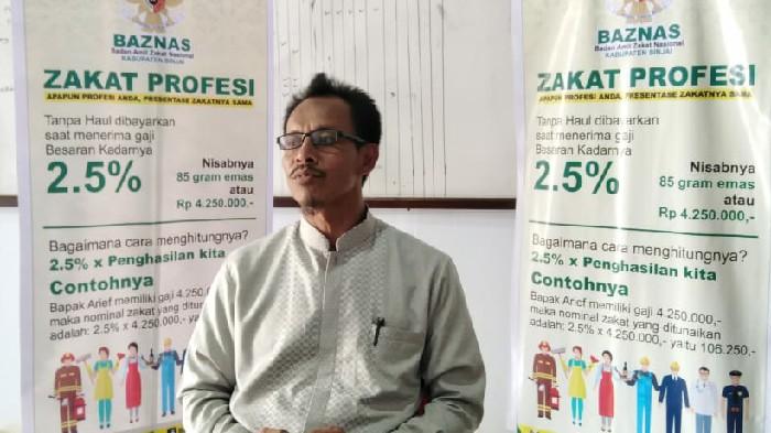 Usul Ranperda Pengelolaan Zakat, Baznas Sinjai Apresiasi Pemerintahan Andi Seto-Andi Kartini