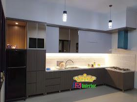 Bpj Interior Desain Kitchen Set Rumah Terbaru Tahun 2020