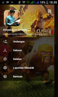 Download BBM Mod Barbarian v2.13.1.14 Apk Terbaru Gratis
