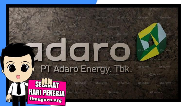 Loker Adaro Energy 2019