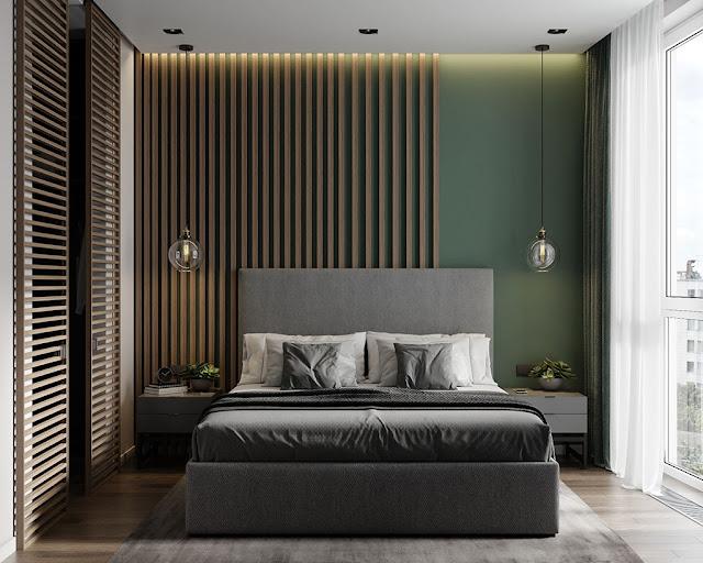 Hình ảnh thiết kế nội thất chung cư phong cách hiện đại P2