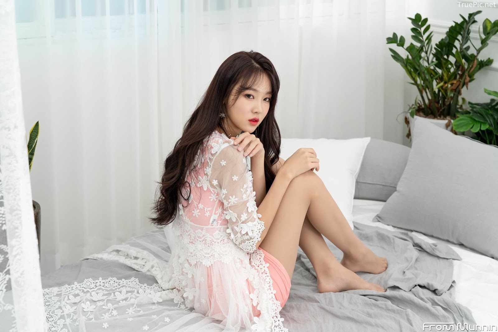 Korean hot model and fashion - Jin Yu Ri - Indoor Photoshoot Collection - Picture 8