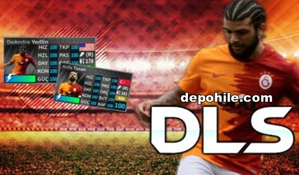 DLS 21 Galatasaray Yaması Güncel Kadro İndir, Kurulum
