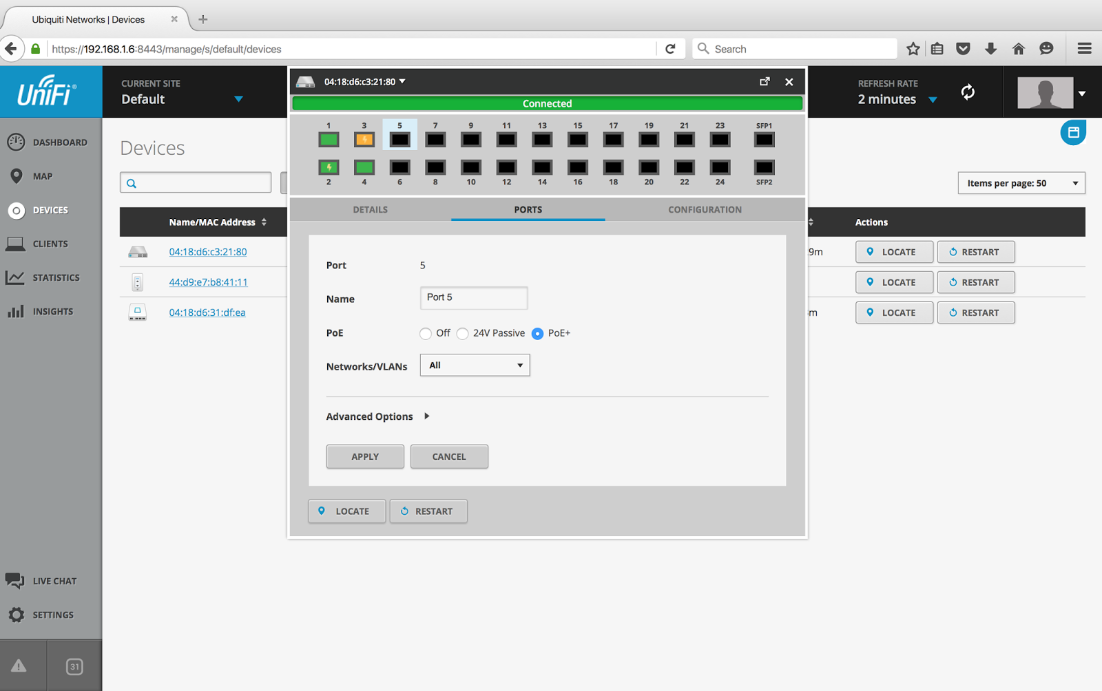 Go Wireless NZ Blog: Configuring VLANs with a UniFi Security