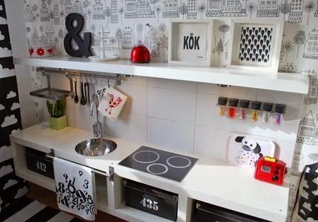 design craft: ikea hacks per bambini - Cucine Bambini Ikea