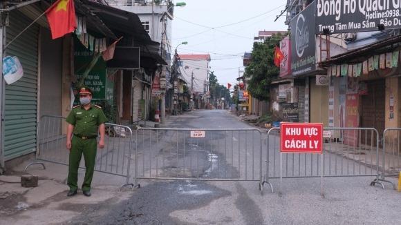 Toàn bộ công an phường Đông Ngạc bị cách ly