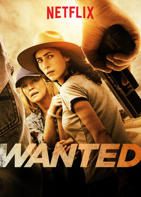 Wanted - 1ª Temporada Séries Torrent Download capa