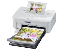 Dye-sublimation printer uses ink Ribbon, which print passes into breast. By buying a sheet to print gets also the tape from the ink. Printer termosublimacyjne despite lower resolutions than ink do prints with higher quality.