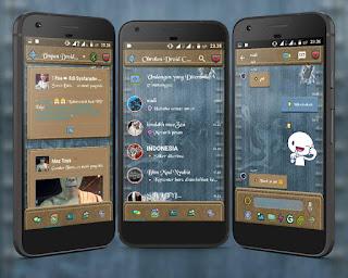 Droid Chat! V13.3.13 Jeans Apk Terbaru