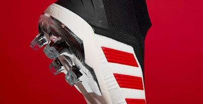 2f60f125d White   Red   Black Adidas Predator 19+ Paul Pogba Season 5 Boots Released
