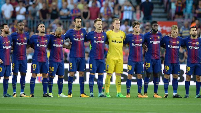 سيميوني: رغم رحيل ميسي ، لا يزال برشلونة أحد أفضل الفرق