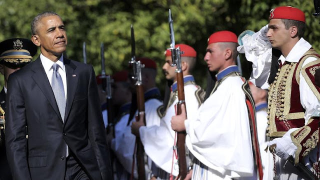 Ο Ομπάμα, ο Απόστολος Παύλος και η Μουργκάνα...