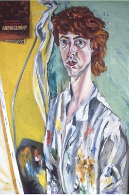 Perdido En Colombia (Autoportrait), Marcia Schvartz