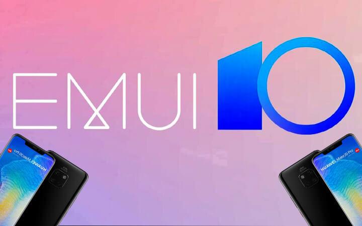 تحديث الأندرويد 10 يصل إلى هاتف Huawei Mate 20 pro