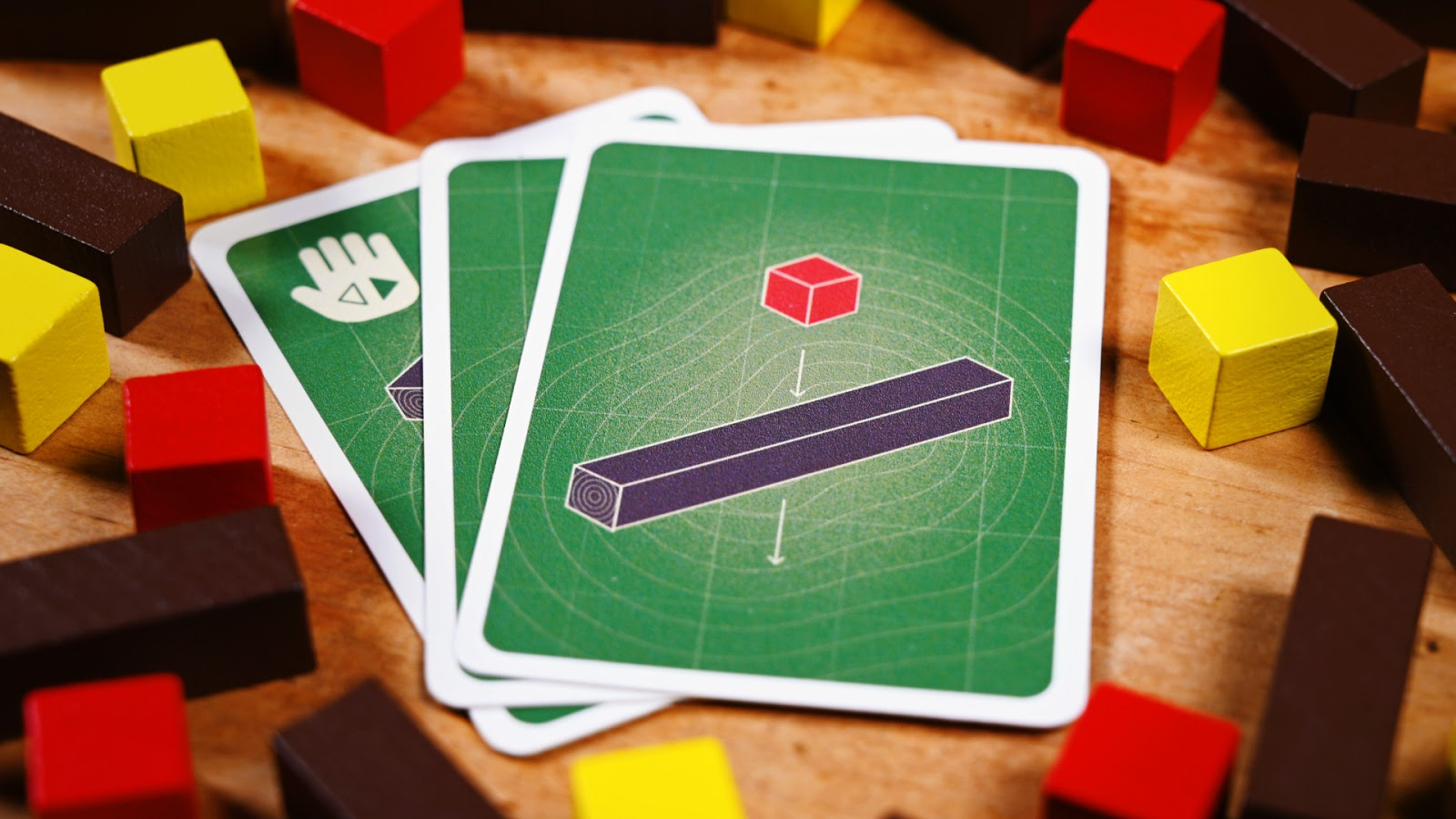 Tinderblox Boardgame Kickstarter Review - Cards