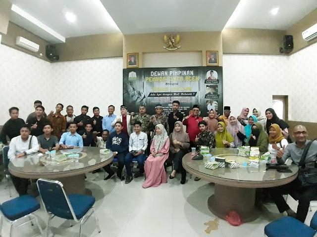 Ini Harapan Tokoh Aceh dan Nasional Dalam Diskusi keacehan yang Diadakan di Kesbangpol Aceh