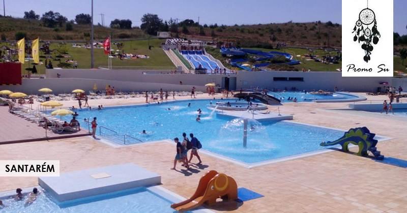 Complexo aqu tico de santar m santar m promo su for Horario piscinas soria 2016