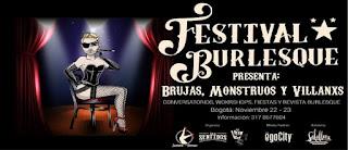 Festival de Burlesque 2019