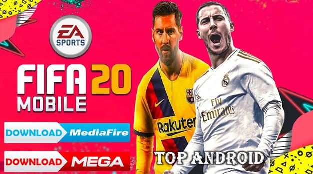 FIFA 20 Mobile Offline APK Update